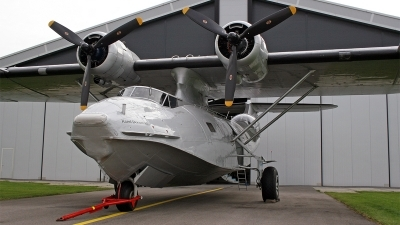 Photo ID 148155 by Jan Eenling. Private Royal Netherlands Air Force Historical Flight Consolidated PBY 5A Catalina, PH PBY