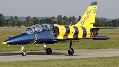 Photo ID 147096 by Patrick Weis. Private Baltic Bees display team Aero L 39C Albatros, YL KSS
