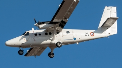 Photo ID 147097 by Bartolomé Fernández. France Air Force De Havilland Canada DHC 6 300 Twin Otter, 745