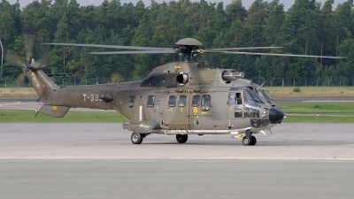 Photo ID 147497 by Günther Feniuk. Switzerland Air Force Aerospatiale AS 532UL Cougar, T 339