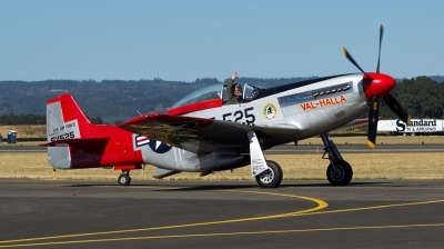 Photo ID 147439 by Alex Jossi. Private Heritage Flight Museum North American P 51D Mustang, N151AF