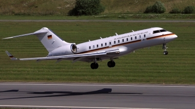 Photo ID 147483 by Stephan Sarich. Germany Air Force Bombardier BD 700 1A11 Global 5000, 14 02
