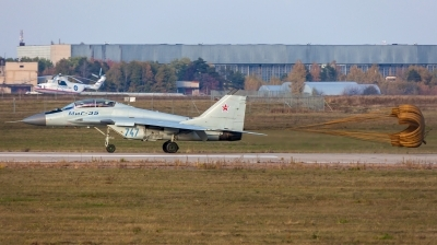 Photo ID 148532 by Alex. Company Owned RSK MiG Mikoyan Gurevich MiG 35,
