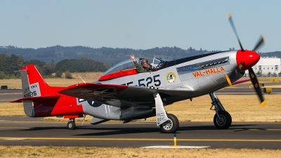 Photo ID 147893 by Aaron C. Rhodes. Private Heritage Flight Museum North American P 51D Mustang, N151AF