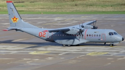 Photo ID 148218 by Günther Feniuk. Kazakhstan Air Force CASA C 295M,