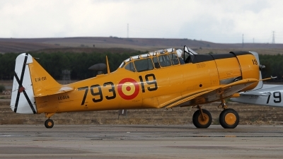 Photo ID 147906 by Fernando Sousa. Private Fundacion Infante de Orleans North American T 6G Texan, EC DUN