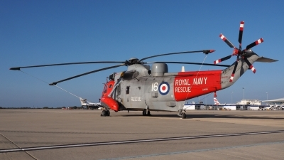 Photo ID 147928 by Stuart Thurtle. UK Navy Westland Sea King HU5, ZA166