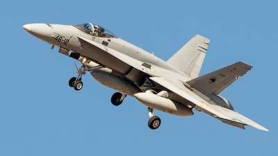 Photo ID 147920 by Alex van Noye. Spain Air Force McDonnell Douglas F A 18A Hornet, C 15 84