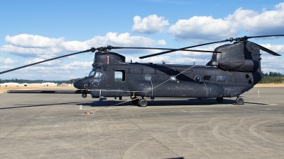 Photo ID 148536 by Aaron C. Rhodes. USA Army Boeing Vertol MH 47G Chinook, 05 03758