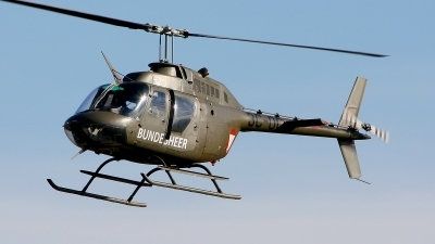 Photo ID 148019 by Werner P. Austria Air Force Bell OH 58B Kiowa, 3C OC