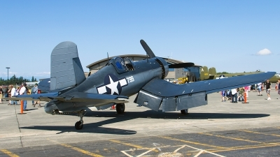 Photo ID 148091 by Aaron C. Rhodes. Private Planes of Fame Air Museum Vought F4U 1A Corsair, NX83782