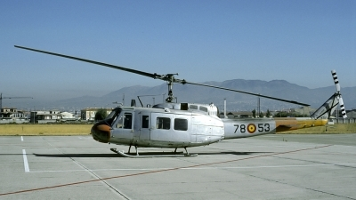 Photo ID 148309 by Joop de Groot. Spain Air Force Bell UH 1H Iroquois 205, HE 10B 51