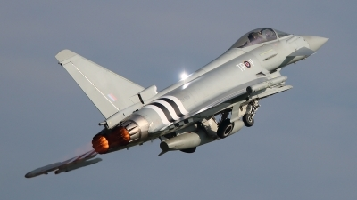 Photo ID 148237 by Ludwig Isch. UK Air Force Eurofighter EF 2000 Typhoon FGR4, ZK308