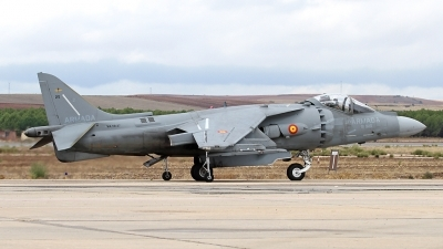 Photo ID 148246 by Fernando Sousa. Spain Navy McDonnell Douglas EAV 8B Harrier II, VA 1B 37