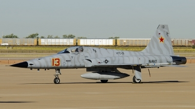 Photo ID 148270 by Brandon Thetford. USA Navy Northrop F 5N Tiger II, 761552