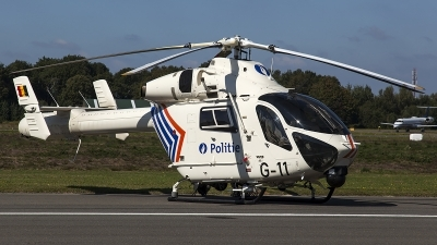 Photo ID 148439 by Thomas Ziegler - Aviation-Media. Belgium Politie Police MD Helicopters MD 902 Explorer, G 11