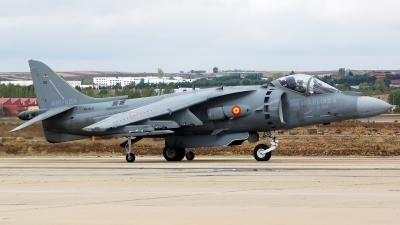Photo ID 148577 by Lukas Kinneswenger. Spain Navy McDonnell Douglas EAV 8B Harrier II, VA 1B 37