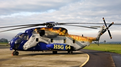 Photo ID 148606 by Alex Staruszkiewicz. Germany Air Force Sikorsky CH 53G S 65, 84 06