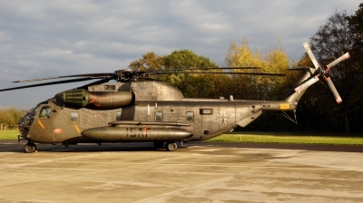 Photo ID 148607 by Alex Staruszkiewicz. Germany Air Force Sikorsky CH 53GS Sea Stallion, 84 98