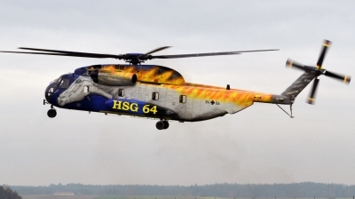 Photo ID 148608 by Alex Staruszkiewicz. Germany Air Force Sikorsky CH 53G S 65, 84 06