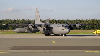 Photo ID 148654 by Günther Feniuk. Poland Air Force Lockheed C 130E Hercules L 382, 1505