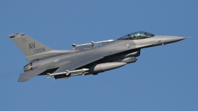 Photo ID 148645 by Giampaolo Tonello. USA Air Force General Dynamics F 16C Fighting Falcon, 89 2008