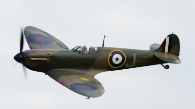 Photo ID 148879 by Joop de Groot. Private Mark One Partners LLC Supermarine 300 Spitfire Mk1A, G MKIA