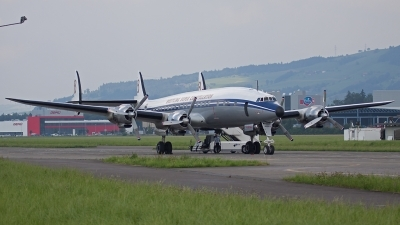 Photo ID 148696 by Andreas Weber. Private Super Constellation Flyers Lockheed C 121C Super Constellation L 1049F, HB RSC