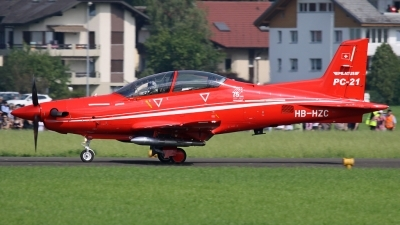 Photo ID 148894 by Andreas Weber. Company Owned Pilatus Pilatus PC 21, HB HZC