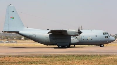 Photo ID 148757 by Andreas Zeitler - Flying-Wings. South Africa Air Force Lockheed C 130BZ Hercules L 282, 403