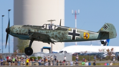 Photo ID 148768 by Aaron C. Rhodes. Private Flying Heritage Collection Messerschmitt Bf 109E 3, NX342FH