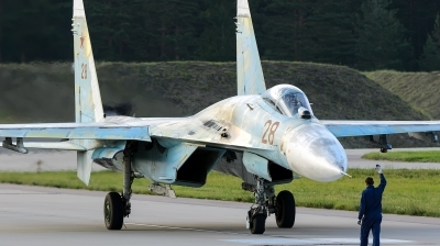 Photo ID 148803 by Alexey Mityaev. Russia Air Force Sukhoi Su 27P,