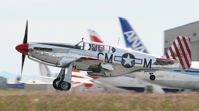 Photo ID 148876 by Aaron C. Rhodes. Private Collings Foundation North American P 51C Mustang, NL251MX