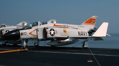 Photo ID 148943 by Alex Staruszkiewicz. USA Navy McDonnell Douglas F 4J Phantom II, 153773