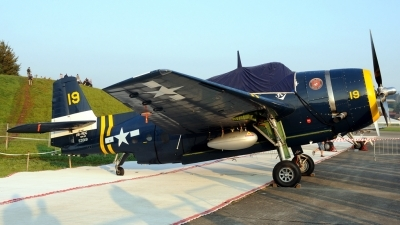Photo ID 148967 by Mike Hopwood. Private Association Charlie 039 s Heavy Grumman TBM 3E Avenger, HB RDG