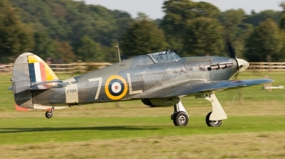 Photo ID 149103 by Andreas Zeitler - Flying-Wings. Private The Shuttleworth Collection Hawker Sea Hurricane 1B, G BKTH