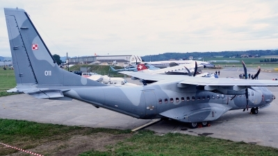 Photo ID 149264 by Sven Zimmermann. Poland Air Force CASA C 295M, 011