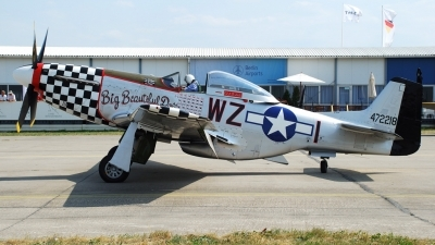 Photo ID 149255 by Panagiotis A. Pietris. Private Historic Aircraft Collection North American P 51D Mustang, G HAEC