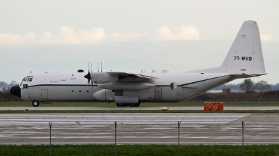 Photo ID 149297 by Giampaolo Tonello. Algeria Air Force Lockheed C 130H 30 Hercules L 382, 7T WHD