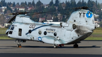 Photo ID 149328 by Russell Hill. USA Marines Boeing Vertol CH 46E Sea Knight 107 II, 155306