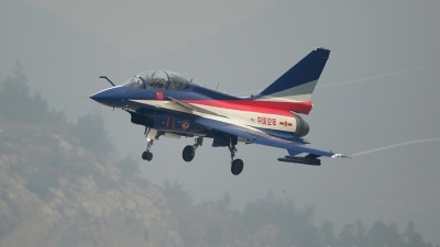Photo ID 149526 by Diamond MD Dai. China Air Force Chengdu J10S, 11