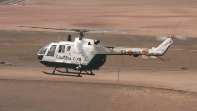 Photo ID 18799 by Pablo Rada. Spain Guardia Civil MBB Bo 105CBS, HU 15 92