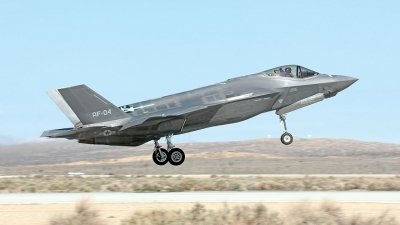 Photo ID 149481 by Glyn fuller. USA Air Force Lockheed Martin F 35A Lightning II, AF 04