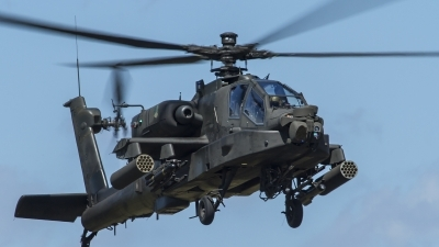 Photo ID 149380 by Thomas Ziegler - Aviation-Media. Netherlands Air Force Boeing AH 64D Apache, Q 19