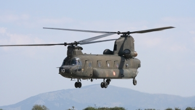 Photo ID 18820 by Pablo Rada. Spain Army Boeing Vertol CH 47D Chinook, HT 17 10