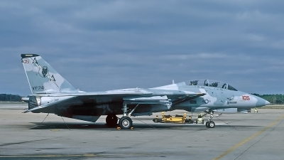 Photo ID 149405 by David F. Brown. USA Navy Grumman F 14B Tomcat, 163221