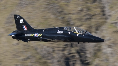 Photo ID 149449 by Tom Gibbons. UK Air Force British Aerospace Hawk T 1A, XX203