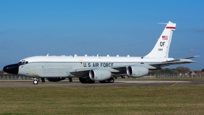 Photo ID 149471 by Ashley Wallace. USA Air Force Boeing RC 135V Rivet Joint 739 445B, 64 14841