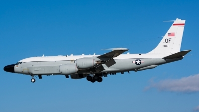 Photo ID 149452 by Ashley Wallace. USA Air Force Boeing RC 135V Rivet Joint 739 445B, 64 14841