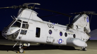 Photo ID 149462 by William T  Shemley. USA Marines Boeing Vertol CH 46E Sea Knight 107 II, 155306